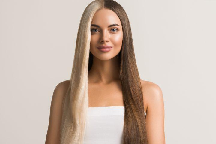 split hair voiron